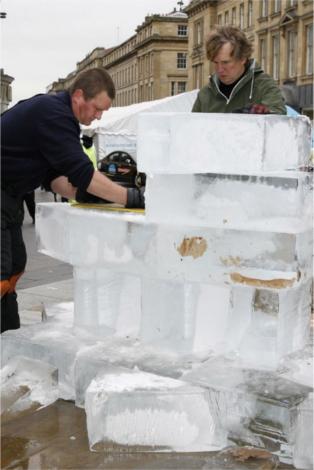 Darren Ice Carver