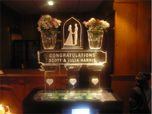 Ice Sculptures Weddings